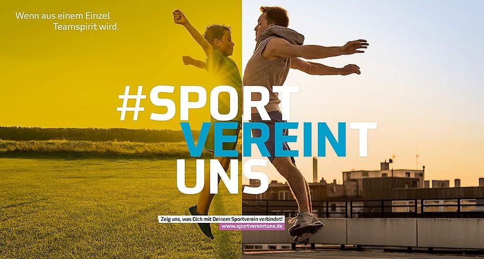 Sport vereint uns...
